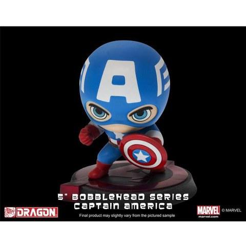 Avengers Age of Ultron Wackelkopf-Figur Captain America
