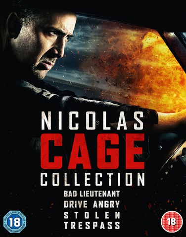 Nicolas Cage Quad Pack