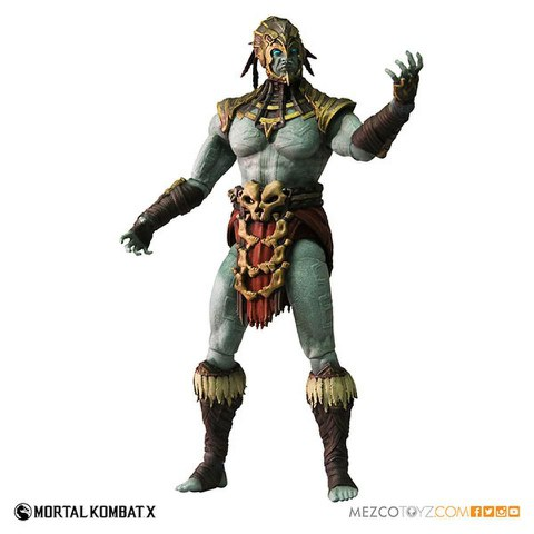 Mortal Kombat X Serie 2 Actionfigur Kotal Kahn