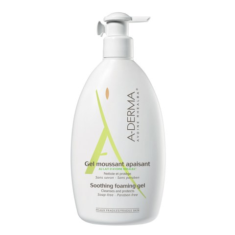 A-Derma Soap Free Foaming Gel (250ml)