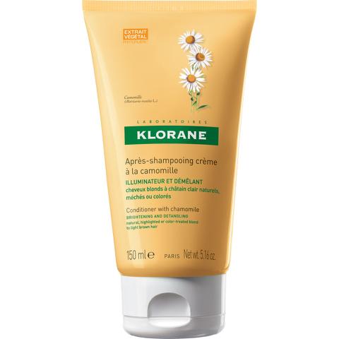 Bálsamo de manzanilla cabello rubio KLORANE (150ml)