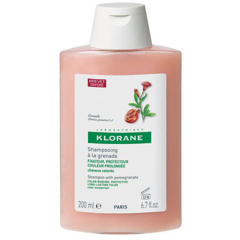 KLORANE Pomegranate Shampoo (200ml)
