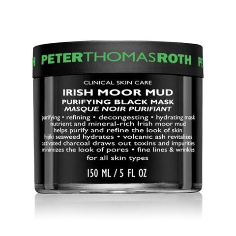 Peter Thomas Roth masque noir purifiant de la boue irlandaise