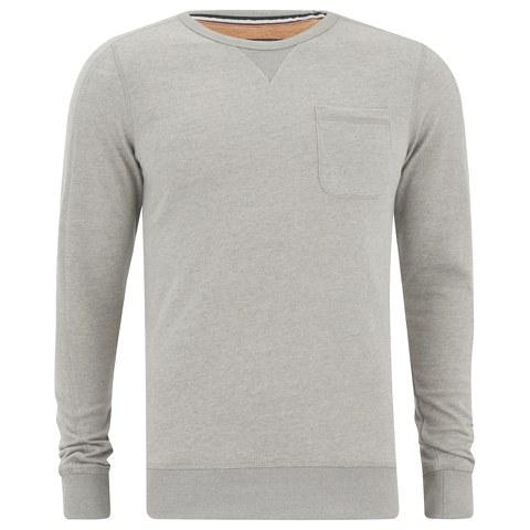 Produkt Men's GMS Cut and Sew Sweatshirt - Light Grey Melange