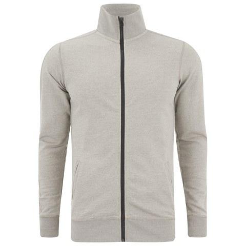 Produkt Men's GMS Make Zip Sweatshirt - Light Grey Melange