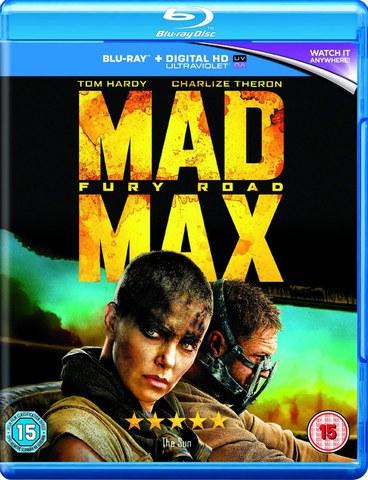 Mad Max: Fury Road (Copia UltraViolet incl.)