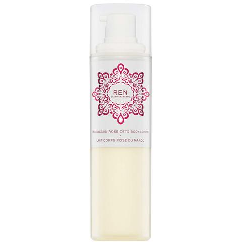 REN Moroccan Rose Otto Body Cream (200ml)