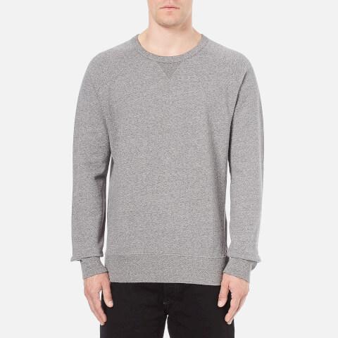 Levi's Men's Original Crew Neck Sweatshirt - Medium Grey Heather