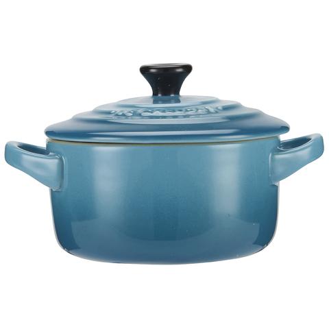 Le Creuset Stoneware Petite Casserole Dish - Teal