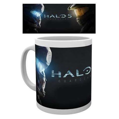 Halo 5 Faces Mug