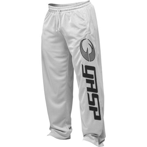 GASP Ultimate Mesh Pants - White