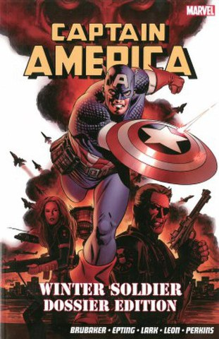 Captain America: Winter Soldier Dossier Edition Graphic Novel