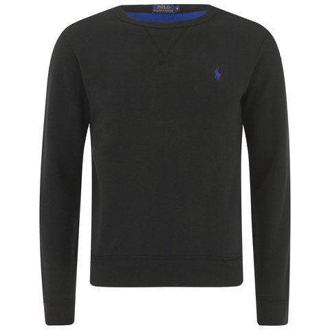Polo Ralph Lauren Men's Crew Neck Sweatshirt - Polo Black