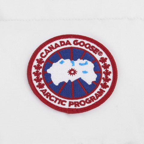 Canada Goose jackets sale cheap - Canada Goose Women's Freestyle Vest - White - Free UK Delivery ...