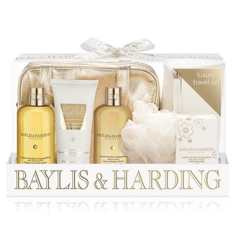 Baylis & Harding Mosaic Sweet Mandarin and Grapefruit Luxury Travel Set