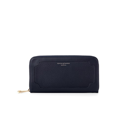 Aspinal of London Women's Marylebone Purse - Navy