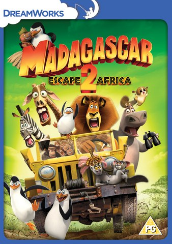 Madagascar 2: Escape to Africa - 2015 Artwork