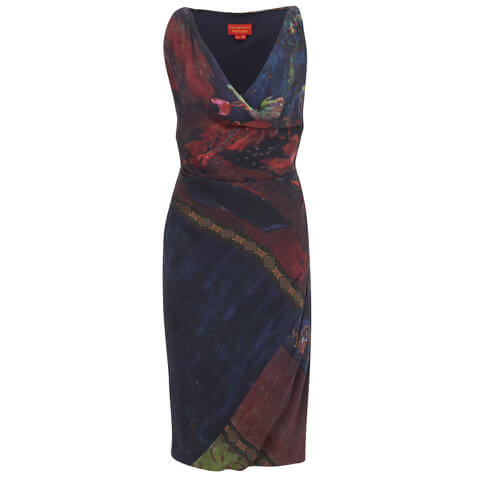Vivienne Westwood Red Label Women's Les Orientales/Sherazade Fluid Short Amber Dress - Sherazade