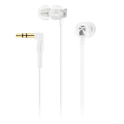Sennheiser CX 3.00 Canal Earphones - White