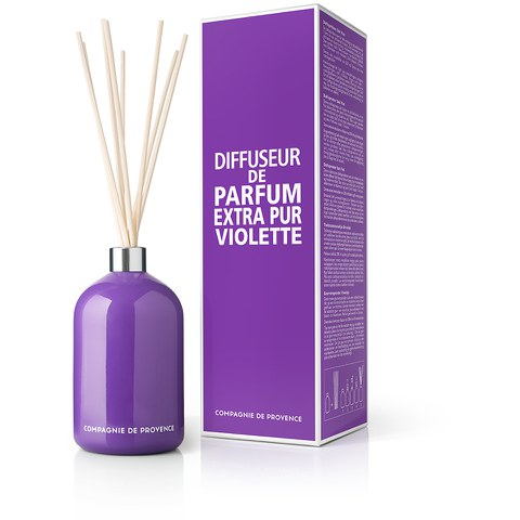 Compagnie de Provence Extra Pur Fragrance Diffuser - Sweet Violet (200ml)
