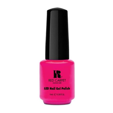 Red Carpet Manicure My Main Beach - Bright Pink Cream (9ml)