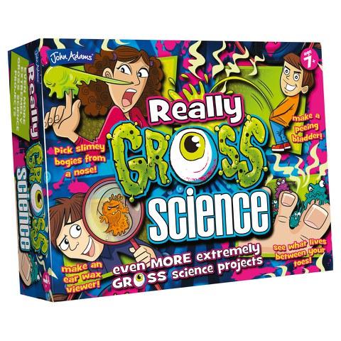 John Adams Really Gross Science Kit