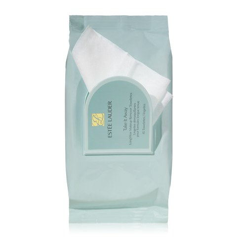Estée Lauder Take It Away Longwear Makeup Remover Towelettes - 45 Sheets