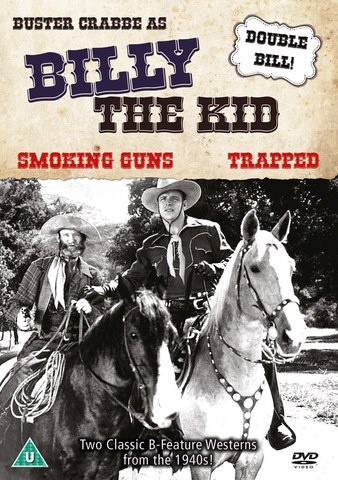 Billy the Kids Smoking Guns