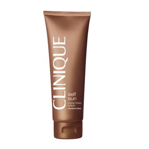 Clinique Body Tinted Lotion Medium Dunkel 125ml