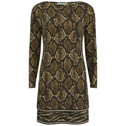 MICHAEL MICHAEL KORS Women's Tokra Dress - Duffle