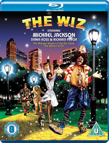 The Wiz - Blu ray