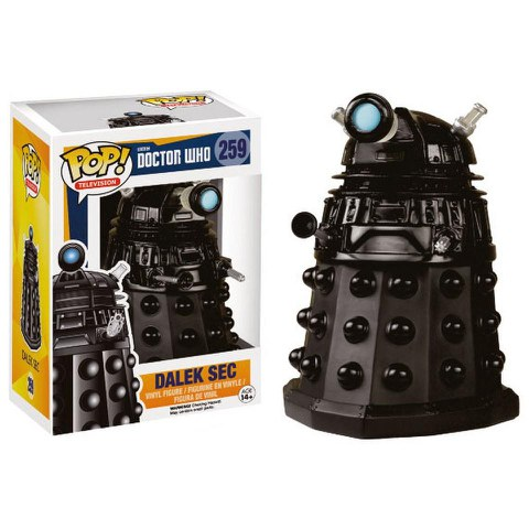 Doctor Who Dalek Sec Limited Edition Pop! Vinyl Figure