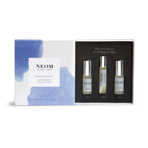 Neom Essential De-Stress Kit