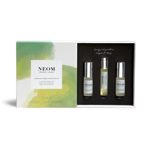 Neom Essential Energy Boosting Kit