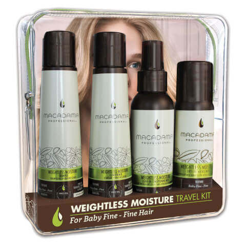 Macadamia Weightless Moisture Shampoo (1000ml)