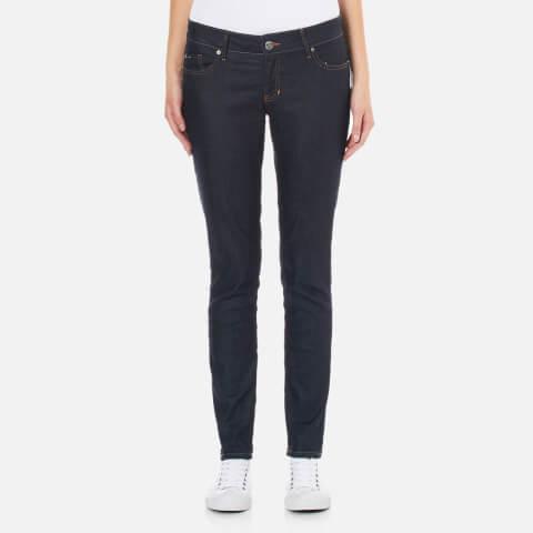 BOSS Orange Women's J20 Lunja Jeans - Navy