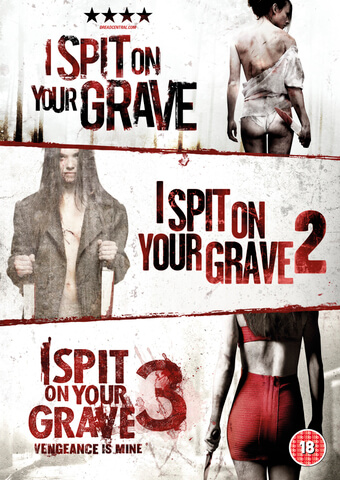 I Spit On Your Grave Triple
