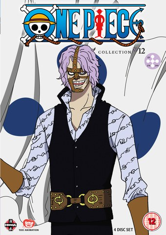 One Piece (Uncut) - Collection 12