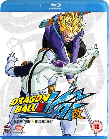 Dragon Ball Z KAI - Season 3