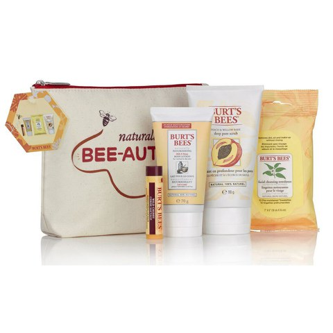 Burt's Bees Naturally Bee-autiful Collection Gift Set