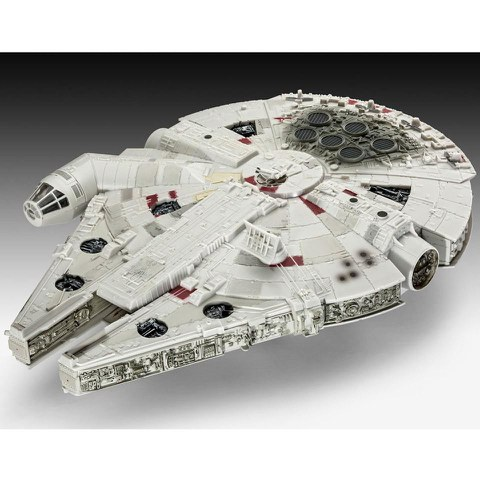 Star Wars The Force Awakens Millennium Falcon EasyKit Model Kit