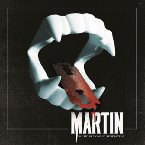 Martin - Original Soundtrack OST - Black Vinyl LP (1000 Only)