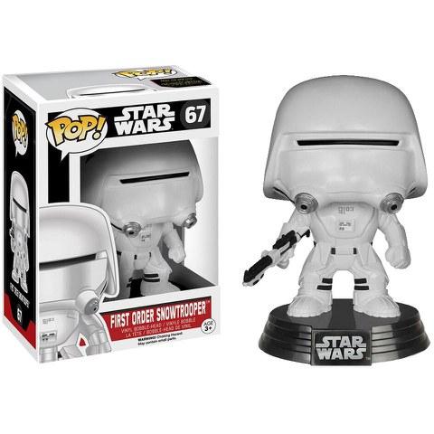 Star Wars Das Erwachen der Macht First Order Snowtrooper Funko Pop! Figur