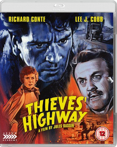 Thieves Highway - Dual Format (Includes DVD)