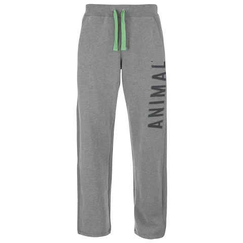 Animal Men's Ashden Sweatpants - Charcoal Grey Marl