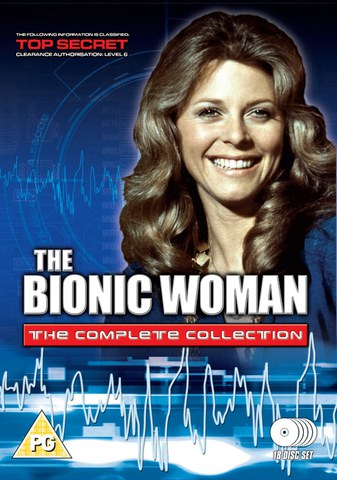 Bionic Woman - Complete Collection