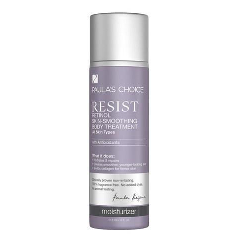 Paula's Choice Resist Retinol Skin-Smoothing Body Treatment with Antioxidants (118ml)