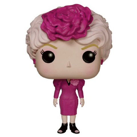 The Hunger Games Effie Trinket Pop! Vinyl Figure