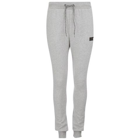 Gio-Goi Men's Trebble Fleece Sweatpants - Grey Marl