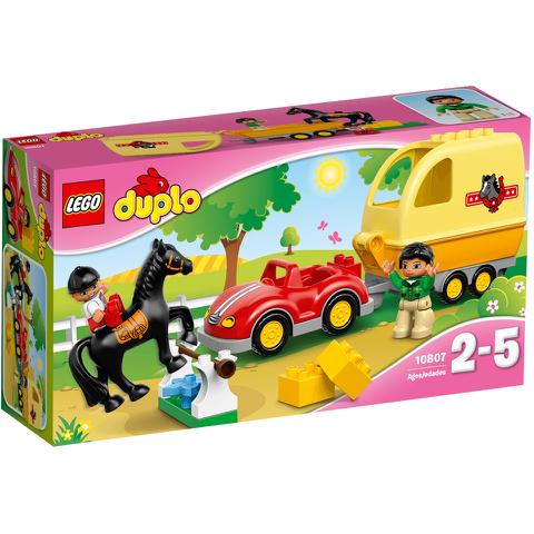 LEGO DUPLO: Paardentrailer (10807)